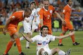Сборная России по футболу впервые в новой истории вышла в полуфинал Чемпионата Европы