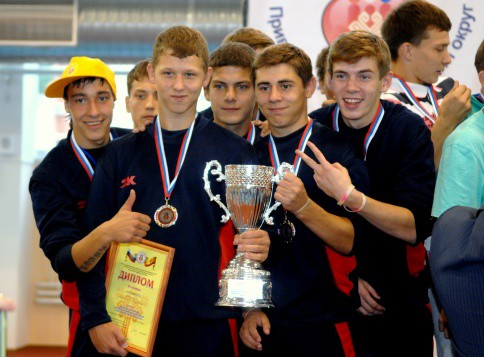 Победителями «Спортивного Олимпа Приволжья» стали детдомовцы из Мордовии