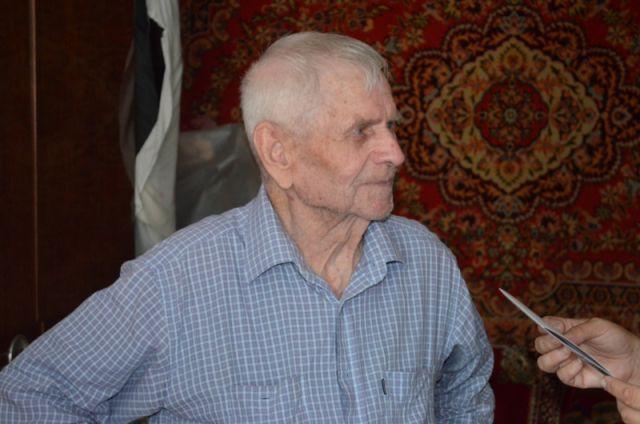 Девяносто пять лет исполнилось участнику Великой Отечественной войны из Чувашии