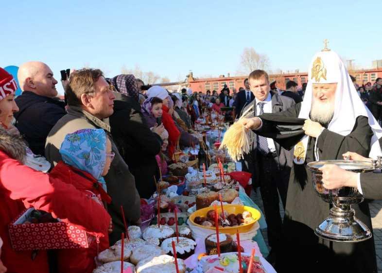 Когда святить куличи и яйца на Пасху 2019 г и почему это считается обязательным у каждого истинно православного