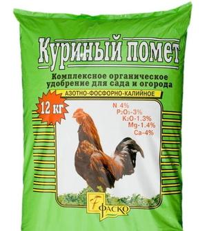 Как разводить куриный помёт для подкормки растений, свойства удобрения