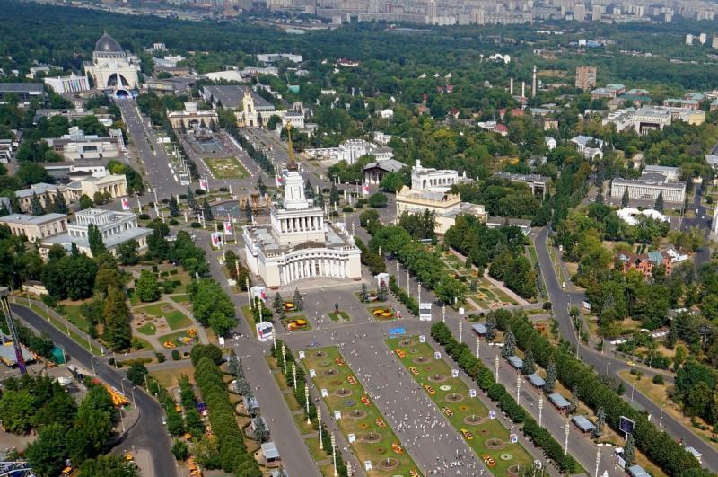 Что посмотреть в Москве в ноябре