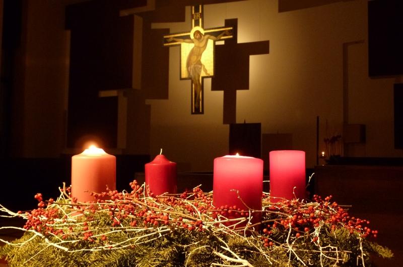 Начало католического Рождественского поста в 2019 году