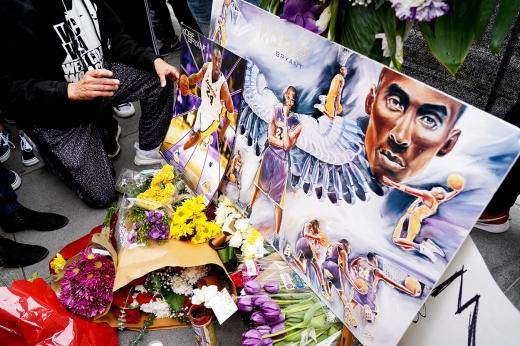 Коби Брайант погиб при крушении личного вертолета