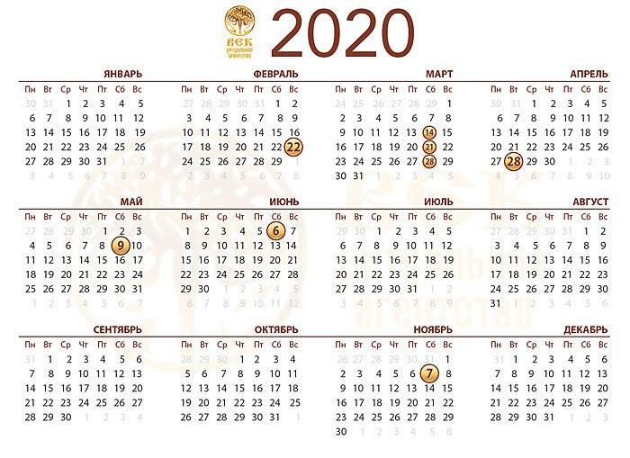 Родительские субботы 2020 - какие родительские дни будут в 2020 году
