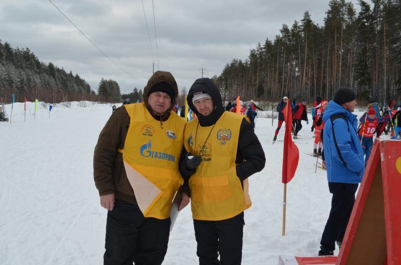 В Шумерле состоялся традиционный Чемпионат по лыжным гонкам памяти Александра Тарлыкова