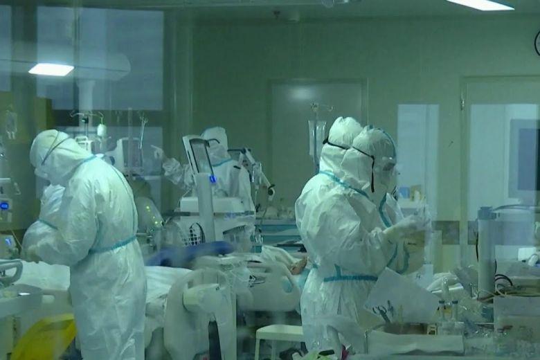 6 февраля. Коронавирусная инфекция в Китае 2020.