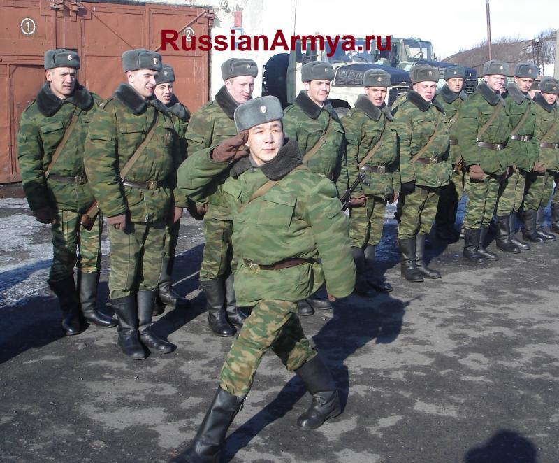 Когда начинается весенний призыв в армию 2020 года в России?