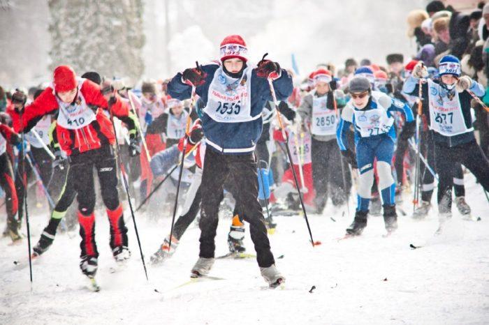 Лыжня России 2020 в Москве: во сколько и где будет старт гонки?