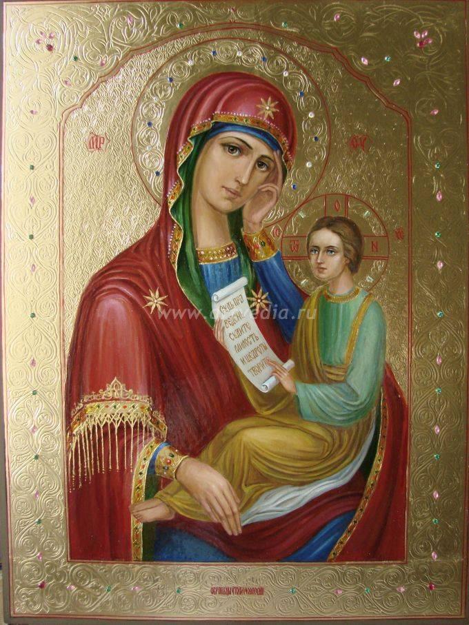 Праздник иконы Божией Матери «Утоли моя печали» отмечается 7 февраля
