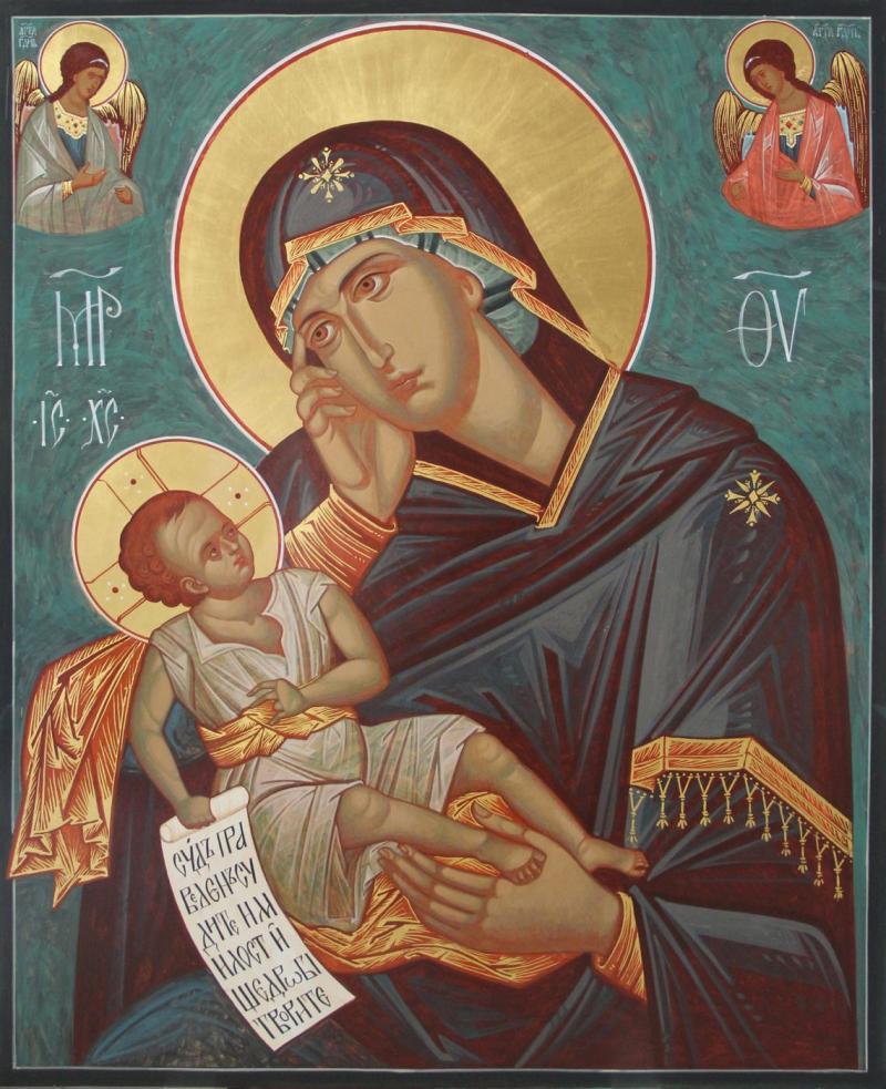 спектакль тоже праздник иконы божией матери утоли моя печали поздравление квн показали