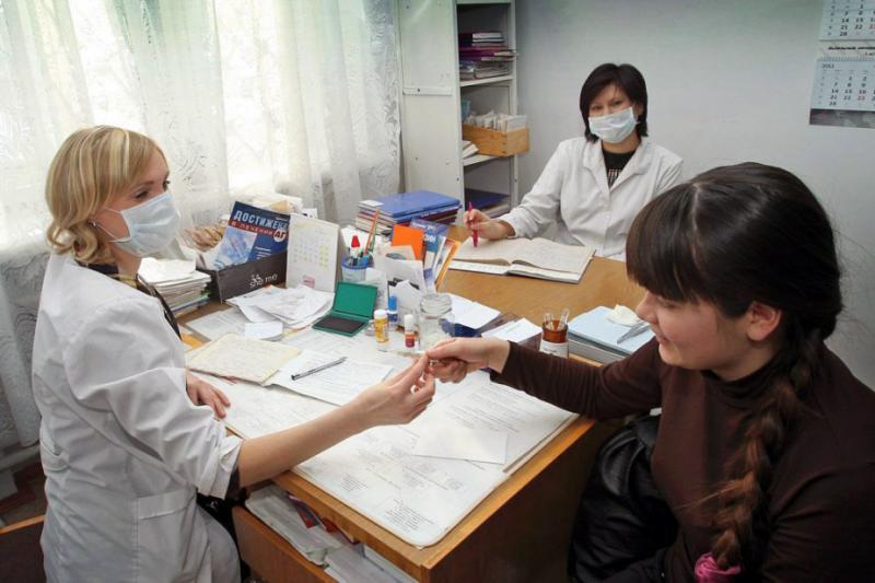 Самая высокая заболеваемость гриппом и ОРВИ в Чувашии зарегистрирована в Чебоксарах и Шумерле