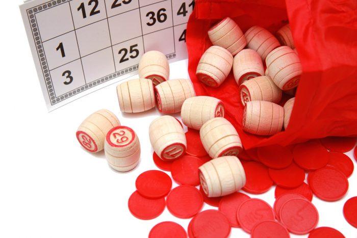 Тиражная таблица лотереи