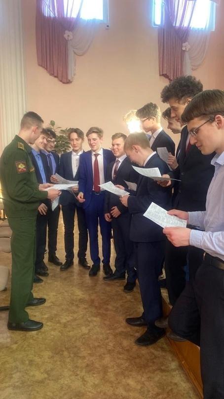 Всероссийский Проект «Классные встречи»: интересные беседы с настоящими защитниками Отечества