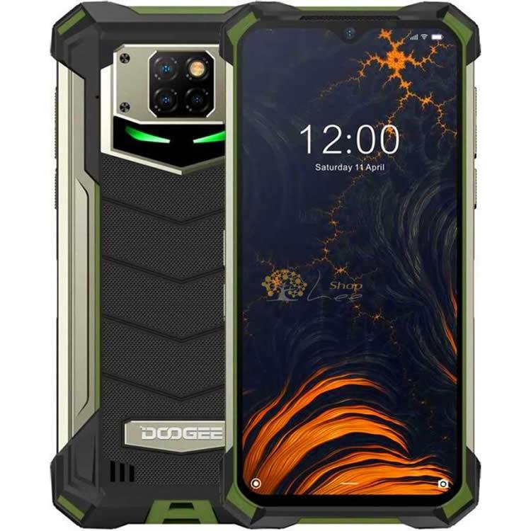 Защищённые телефоны и смартфоны Doogee S88 Pro