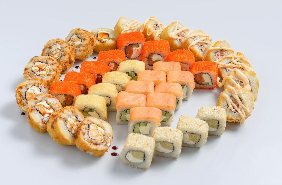 суши в перми доставка